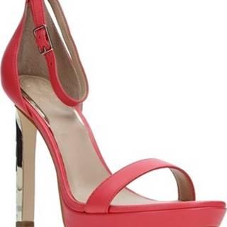 Sandály FL6EIY LEA03 Růžová