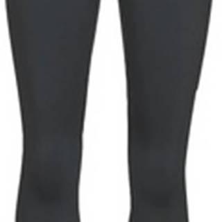 Legíny / Punčochové kalhoty W NK SWOOSH RUN TGHT 7_8 Černá