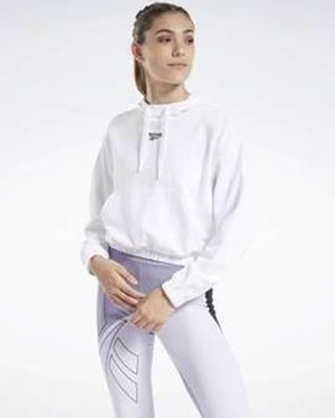 Bílý svetr reebok classic