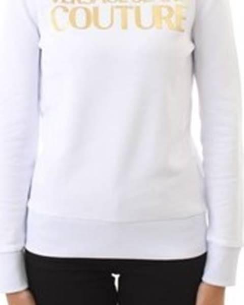 Bílý svetr Versace