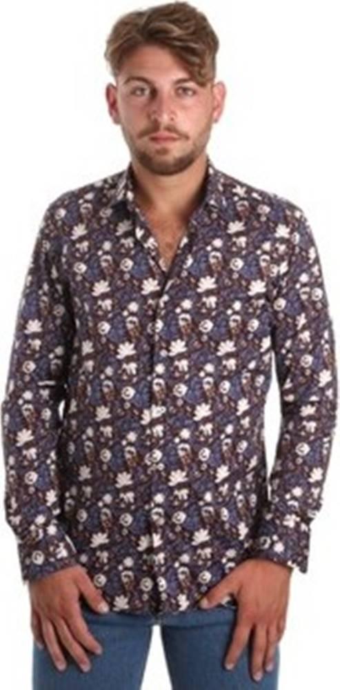Betwoin Košile s dlouhymi rukáv SELZ 6635535 Modrá
