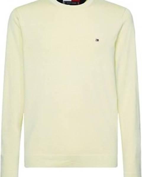 Žlutý svetr tommy hilfiger