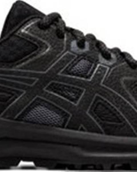 Černé boty Asics