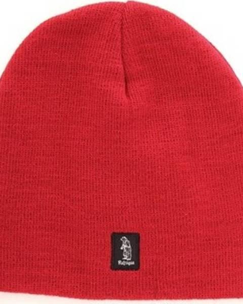 Červená čepice Refrigue