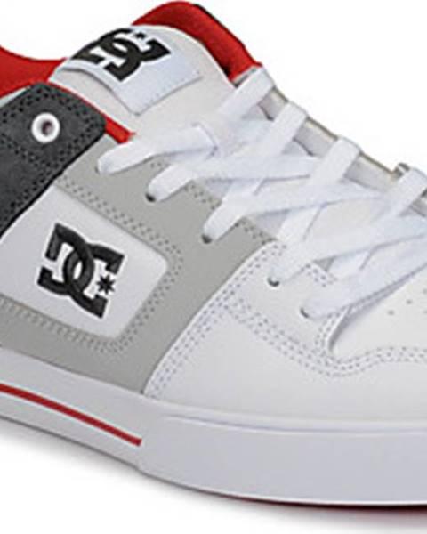 Bílé tenisky DC Shoes