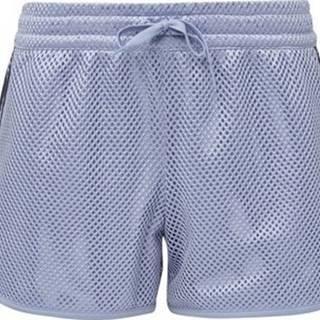 adidas Kraťasy & Bermudy Šortky Mesh Modrá