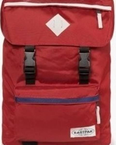 Červený batoh Eastpak