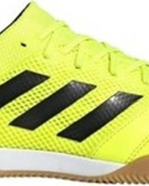Žluté tenisky adidas