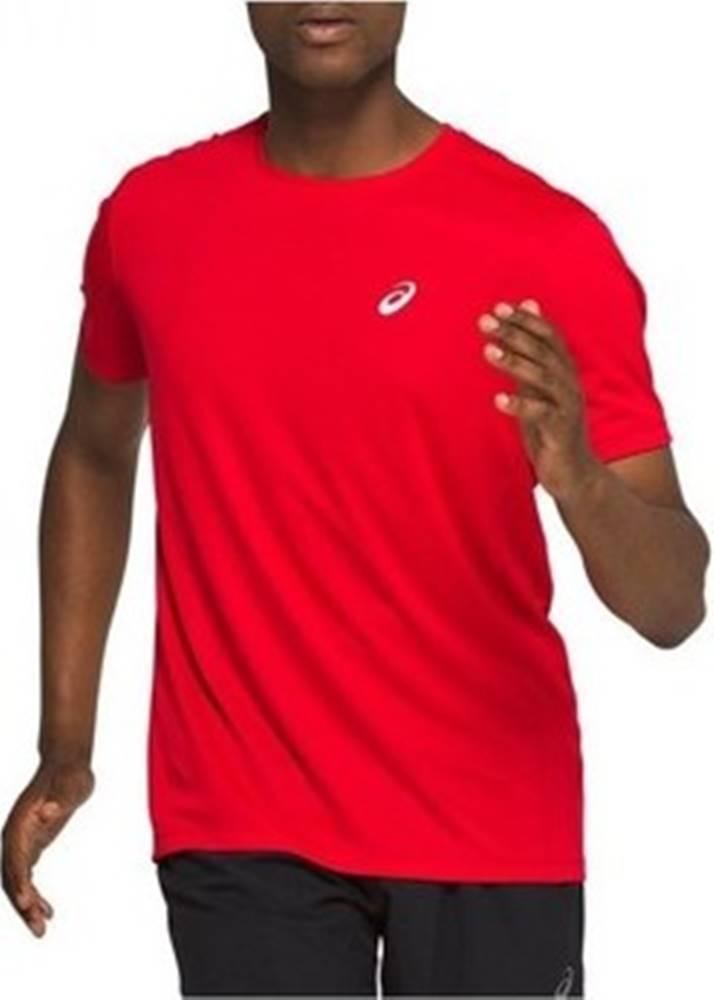 Asics Asics Trička s krátkým rukávem Katakana Červená