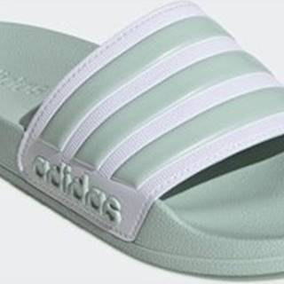 adidas pantofle Pantofle Adilette Shower Zelená