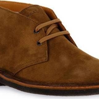 Kotníkové boty OTTER MALTO Béžová