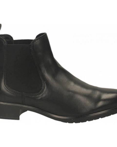 Černé boty Fabbrica Dei Colli