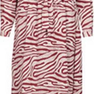 Společenské šaty AMANDINE Červená
