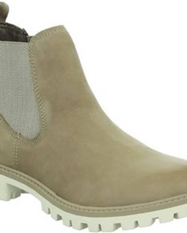 Kotníkové boty Chelsea ruznobarevne