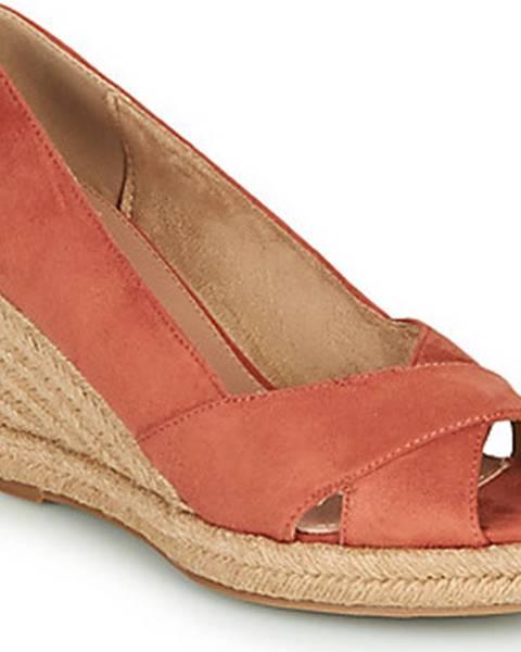 Hnědé sandály Vanessa Wu