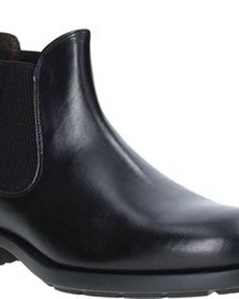 Černé boty Maritan G