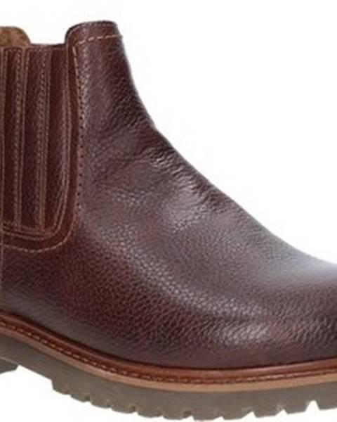 Hnědé boty Valleverde