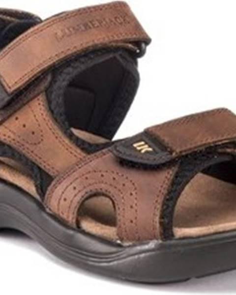 Hnědé sandály LUMBERJACK