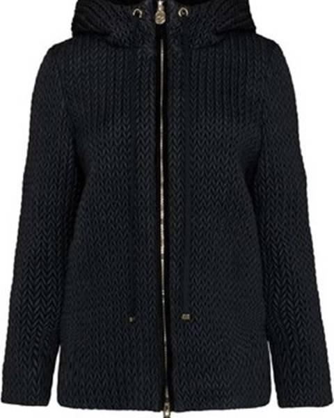 Černá bunda Invicta