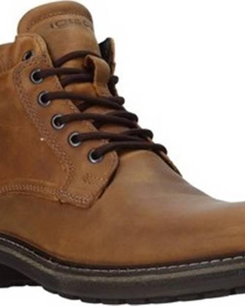 Hnědé boty Igi&co