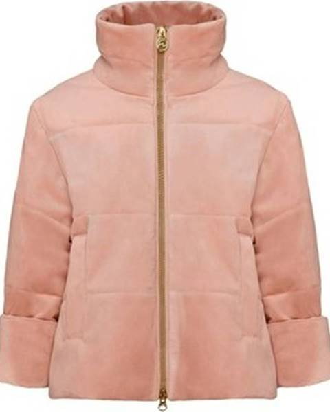 Růžová bunda Invicta
