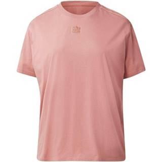 adidas Trička s krátkým rukávem Nadrozměrné tričko