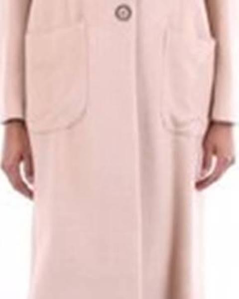 Růžová bunda Barba Napoli