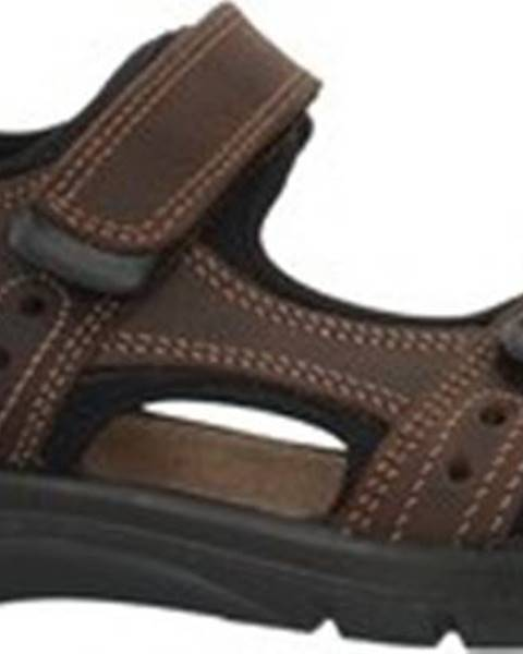 Hnědé sandály IMAC