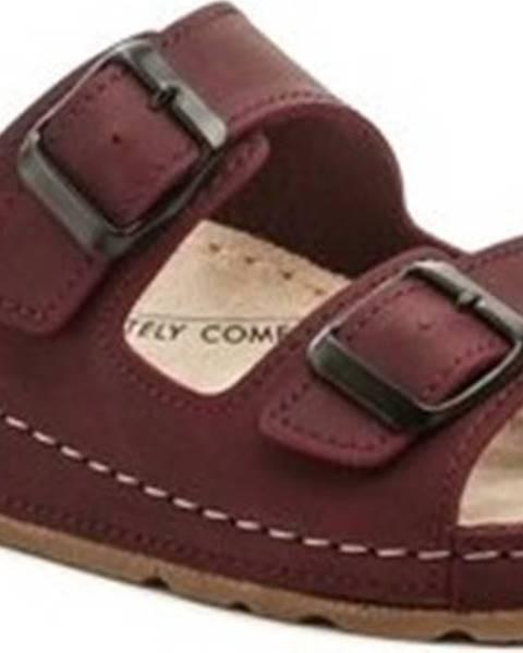 Jiná barva pantofle Medi Line