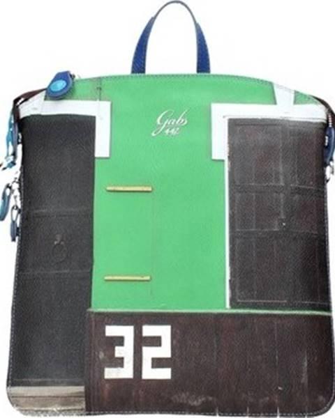 Zelený batoh Gabs