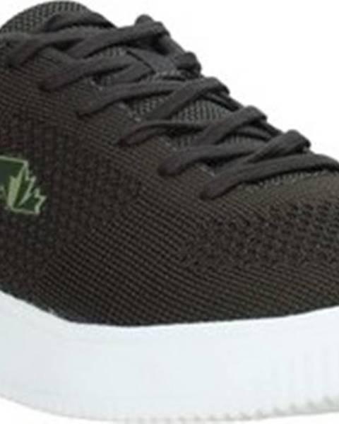 Zelené tenisky LUMBERJACK