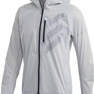 adidas Větrovky Bunda Terrex Agravic Rain Bílá