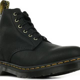 Kotníkové boty 101 UB Černá