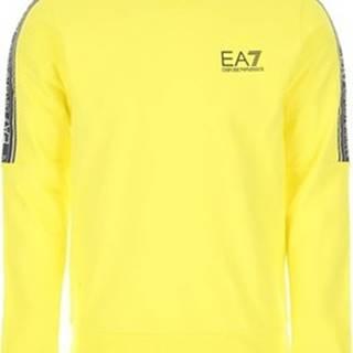 Trička s dlouhými rukávy 3HPM23 PJ05Z Žlutá