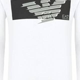 Trička s dlouhými rukávy 3HPT50 PJT3Z Bílá