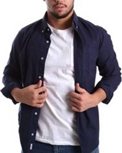 Modrá košile Ransom Co.
