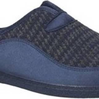 Papuče CI1402 Modrá