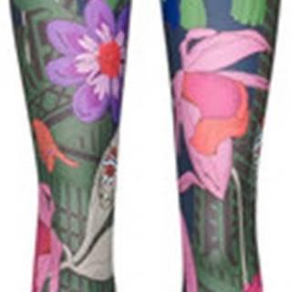 Legíny / Punčochové kalhoty W NIKE ONE TGHT ICNCLSH PRT ruznobarevne