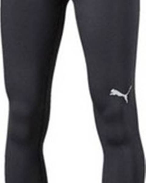 Černé kalhoty puma