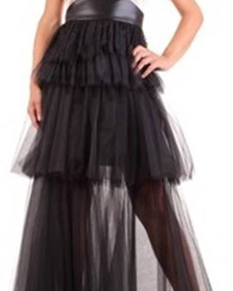 Černé šaty Aniye By