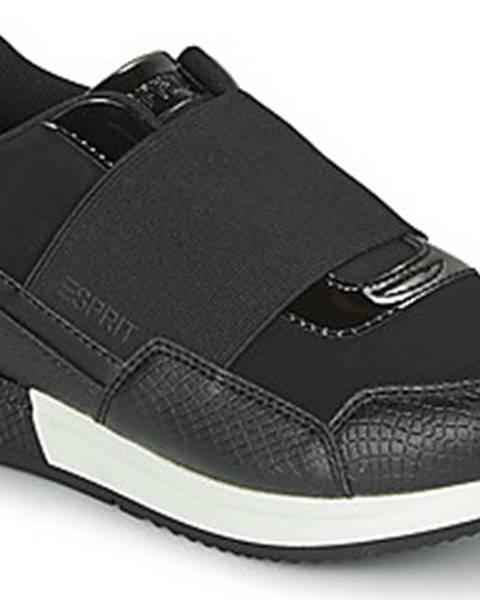 Černé tenisky Esprit