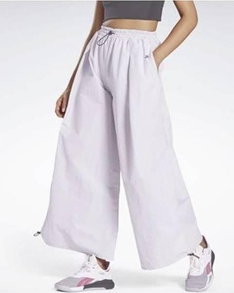 Bílé kalhoty Reebok Sport