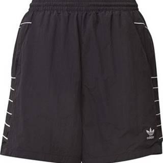 adidas Kraťasy & Bermudy Šortky Adicolor Large Logo Černá
