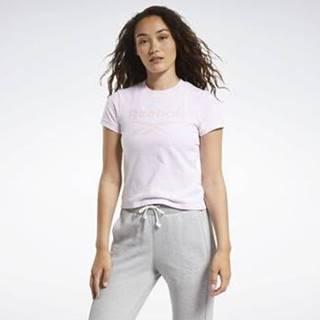 Trička & Pola Training Essentials Textured T-Shirt Růžová