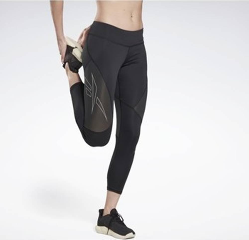 Reebok Sport Legíny / Punčochové kalhoty One Series Running Vector Leggings Černá