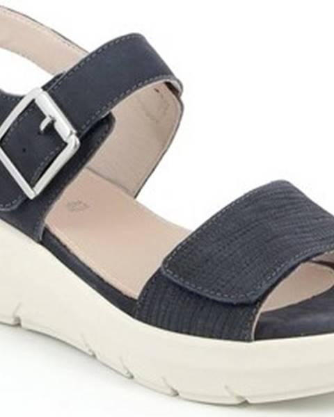 Modré sandály Grunland