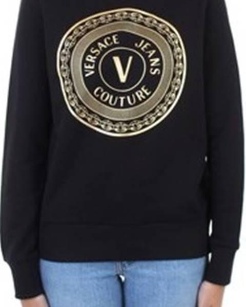 Černý svetr Versace