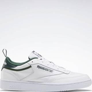 Módní tenisky Club C 85 Shoes Zelená