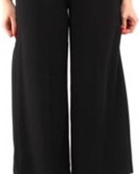 Černé kalhoty Emme Marella