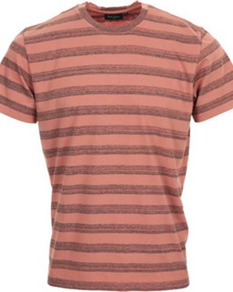 Růžové tričko PAUL SMITH